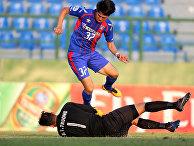 Японский футболист Кэнто Хасимото