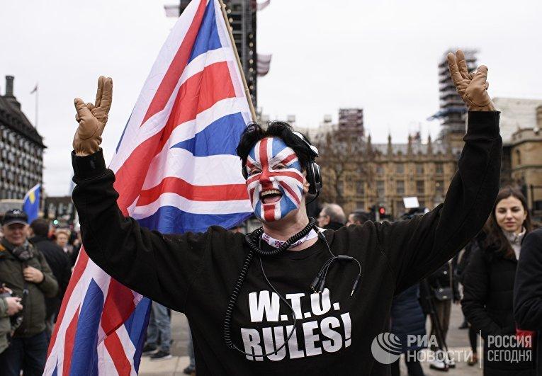 Великобритания вышла из ЕС