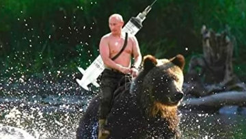 Memes, el efecto colateral de la nueva vacuna rusa contra el Covid-19
