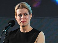 Вероника Цепкало, супруга Валерия Цепкало, выдвигавшего свою кандидатуру на пост президента Белоруссии
