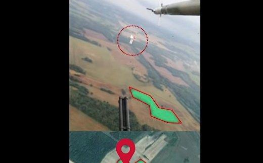 Белорусские ВВС поохотились за воздушными шариками