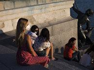 Ослабление карантинных мер в Испании