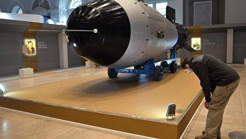 """Выставка """"70 лет атомной отрасли. Цепная реакция успеха"""""""