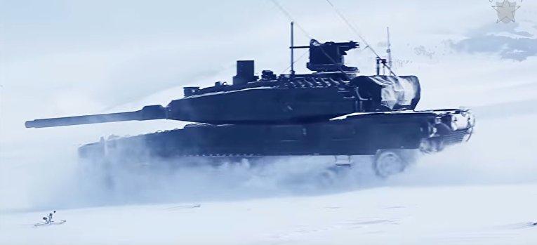Топ-10 самых мощных танков в мире