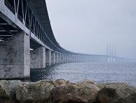 Мост через пролив Эресунн, Швеция