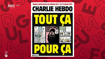 Charlie Hebdo republie les caricatures de Mahomet avant le procès des attentats