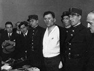 Убийца президента Франции Поля Думера Павел Горгулов вскоре после его ареста