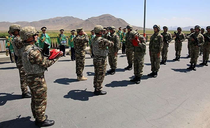 Турецкая армия прибыла на учения в Азербайджан