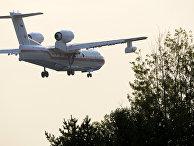 Самолёт-амфибия Бе-200