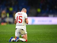 Футбол. Лига наций УЕФА. Матч Россия — Турция