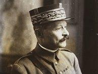 Французский военный деятель Максим Вейган