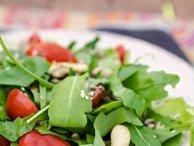 Салат из шпината