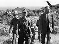 11 марта 1974 года. Японский лейтенант Хироо Онода покидает позиции на острове Лубанг