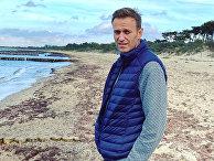 11 октября 2020. Алексей Навальный