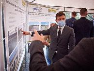 Рабочая поездка Президента Украины Владимира Зеленского в Винницкую область