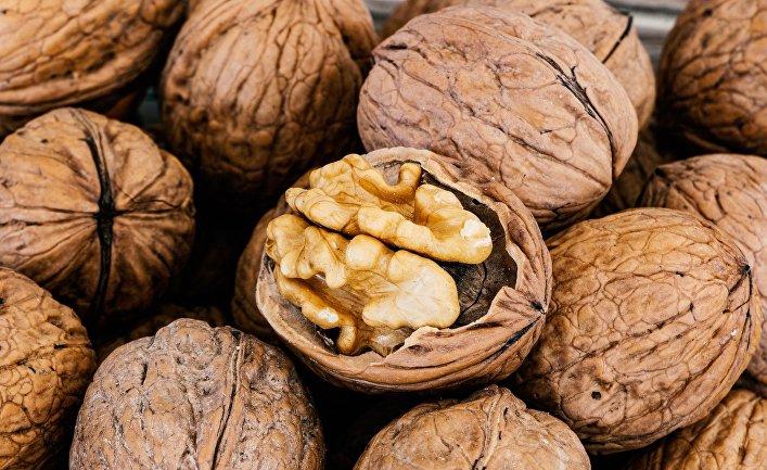 Грецкие орехи