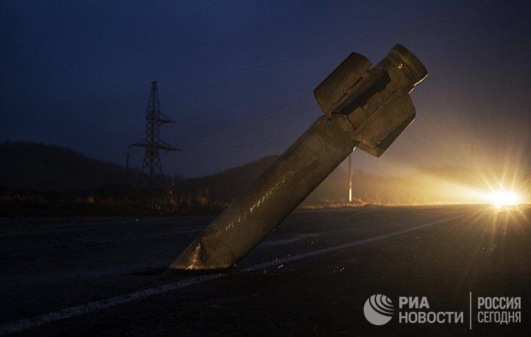 Нагорный Карабах. Ситуация в Мартакерте