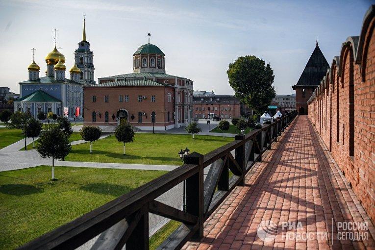 500-летие Тульского кремля