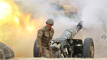 Погибший в Армении артиллерист Альберт Ованнисян