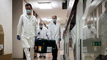Российская вакцина от коронавируса доставлена в Венгрию