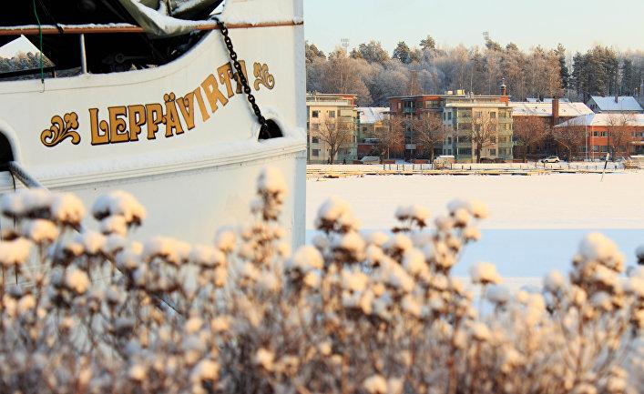 Лаппеэнранта, Финляндия