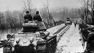 Учения войск стран-участниц Организации Варшавского договора