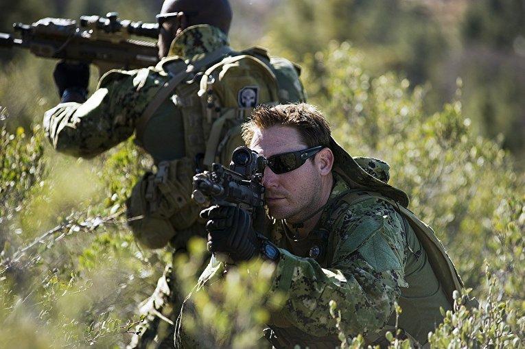 Морские котики (SEAL) США