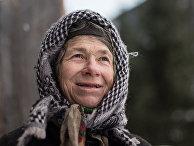 Отшельница из семьи староверов Агафья Лыкова