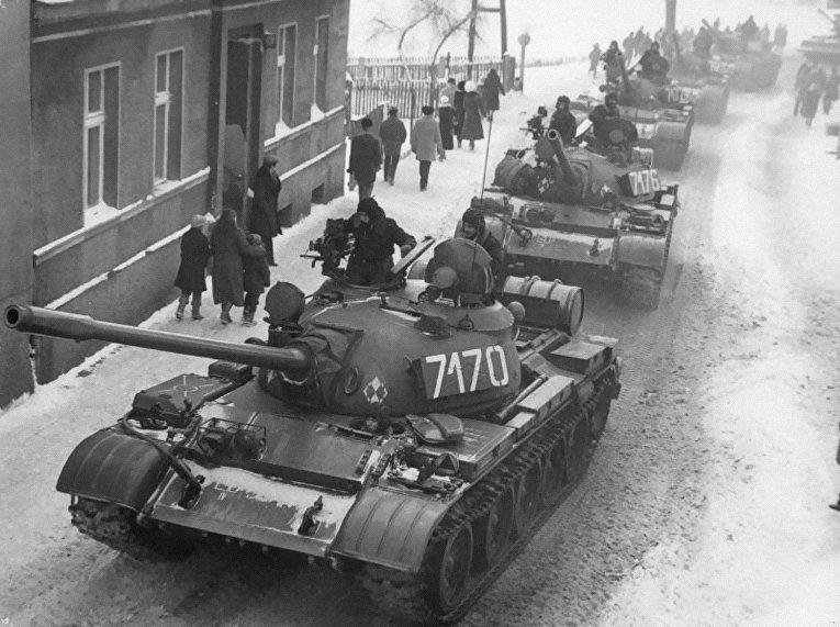 Военное положение в Польше (1981—1983)