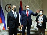 Визит главы МИД РФ С. Лаврова в Боснию и Герцеговину