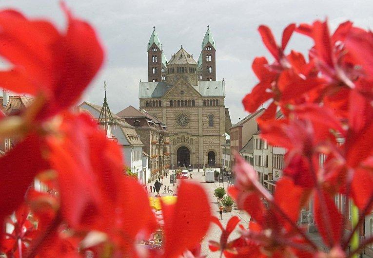 Собор в Шпайере, Германия