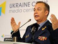 Брифинг военного эксперта Игоря Романенко