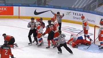 Канада - Россия 24.12.2020