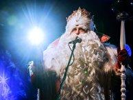 Дед Мороз из Великого Устюга