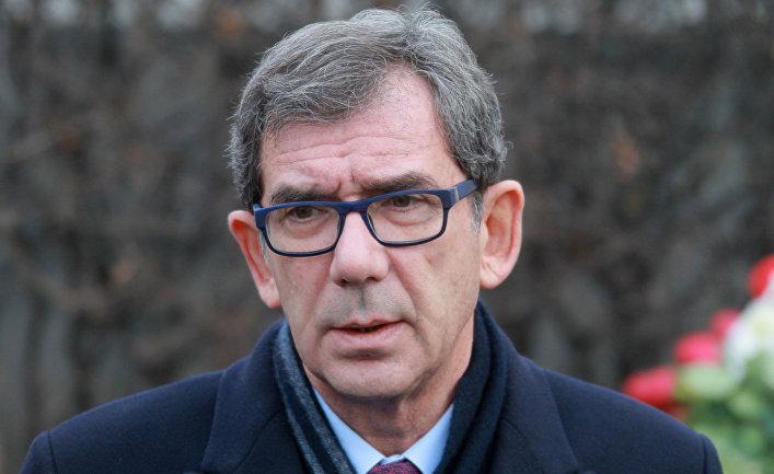 Бывший посол Франции в России Жан-Морис Рипер