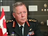 Канадский генерал Джонатан Вэнс