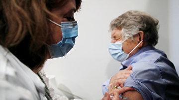 Вакцинация препаратом Pfizer