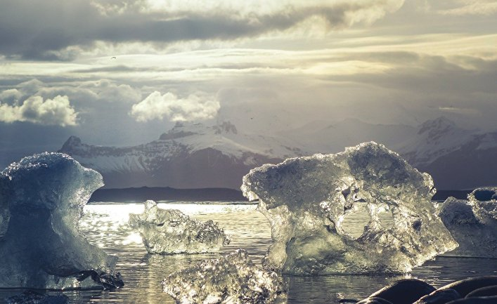 Антарктический морской лёд