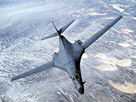 Американский бомбардировщик B-1B Lancer