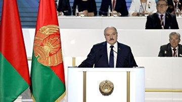 Всебелорусское народное собрание в Минске