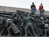 Памятник Советской армии в Софии