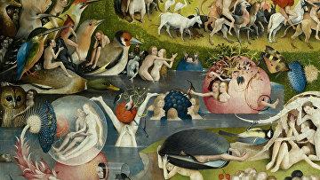 «Сад земных наслаждений», Иероним Босх