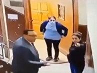 Момент сексуального домогательства, попавший на видео в Египте