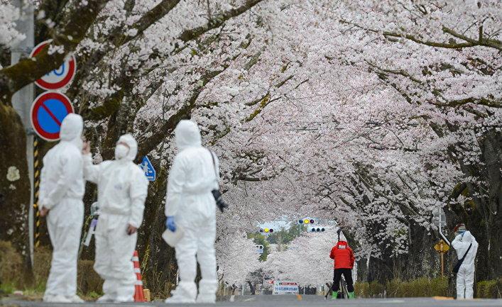 Япония отмечает 10-ю годовщину катастрофы на АЭС «Фукусима»