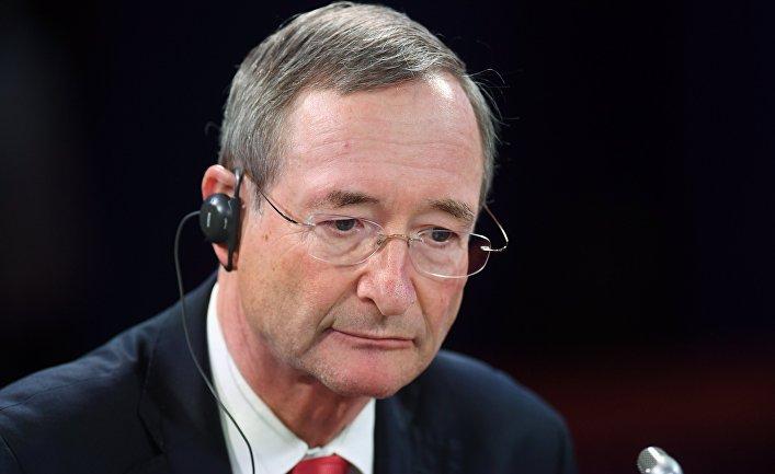 Президент Европейской ассоциации торгово-промышленных палат Eurochambres Кристоф Ляйтль