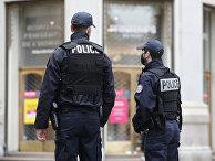 Полиция в Париже, Франция