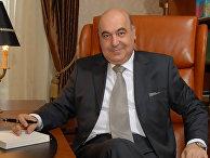 Писатель Чингиз Абдуллаев