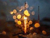 """Пуск РН """"Союз-2.1а"""" с разгонным блоком """"Фрегат"""""""
