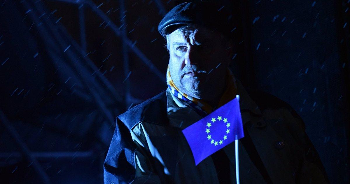 Украине это не нужно: Гордон удивил заявлением о Евросоюзе (Украина 24, Украина) (Украина 24)
