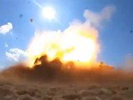 Российский ударный беспилотник «Орион-Э» провел маневры на полигоне «Морской»